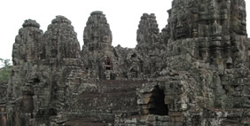 Храм Байон, Ангкор, Камбоджа