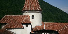 Bran Castle, Bran, Romania