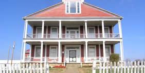 Crenshaw House, Hickory Hills, Illinois, USA