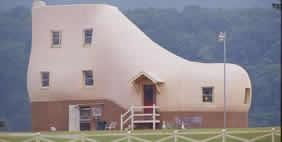 Հեյնսի Տուն-Կոշիկը, Հելեմ, Փենսիլվանիա, ԱՄՆ