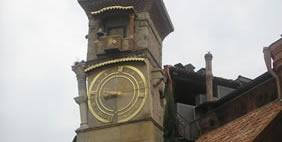 Rezo Gabriadze Tower, Tbilisi, Georgia