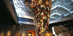 EMP Museum, Seattle, Washington, USA