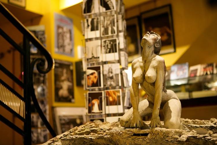281. Музей эротики, Париж, Франция. Музеи эротики- это не ново, такие есть