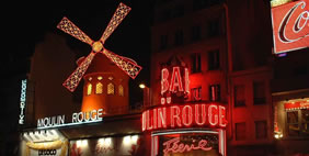 Մուլեն Ռուժ, Փարիզ, Ֆրանսիա