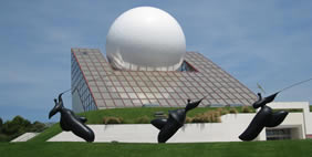 Futuroscope, Poitiers, France