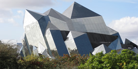 Futuroscope, Poitiers, France