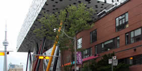 Sharp Center for Design, OCAD, Toronto, Canada