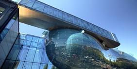 Kunsthaus Graz, Austria