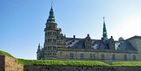 Kronborg Castle, Helsinger, Denmark