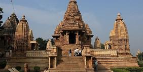 Կհաջուրահո Տաճարների Խումբ, Հնդկաստան