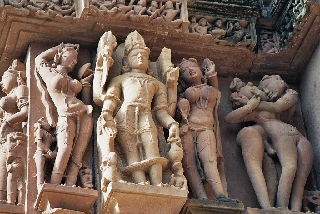 Индуизм и групповой секс