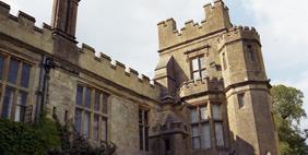 Սադելի Ամրոց, Գլոստերշիր, Մեծ Բրիտանիա