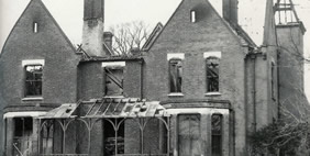 Borley Rectory, Essex, Great Britain