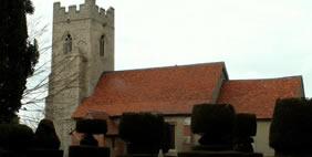 Borley Rectory, Essex, Great Britain