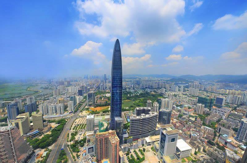 Kk 100 Development Shenzhen China Photo Gallery