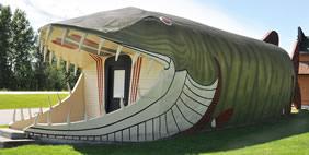 Fish Building, Minnesota, USA