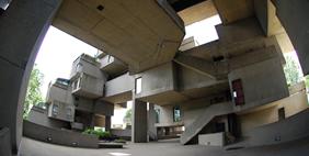 Habitat 67, Montreal, Canada