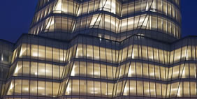 IAC Headquarters Building, New York, USA