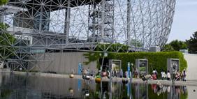 Biosphere Environment Museum, Montreal, Canada