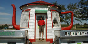 Teapot Dome, Zillah, USA