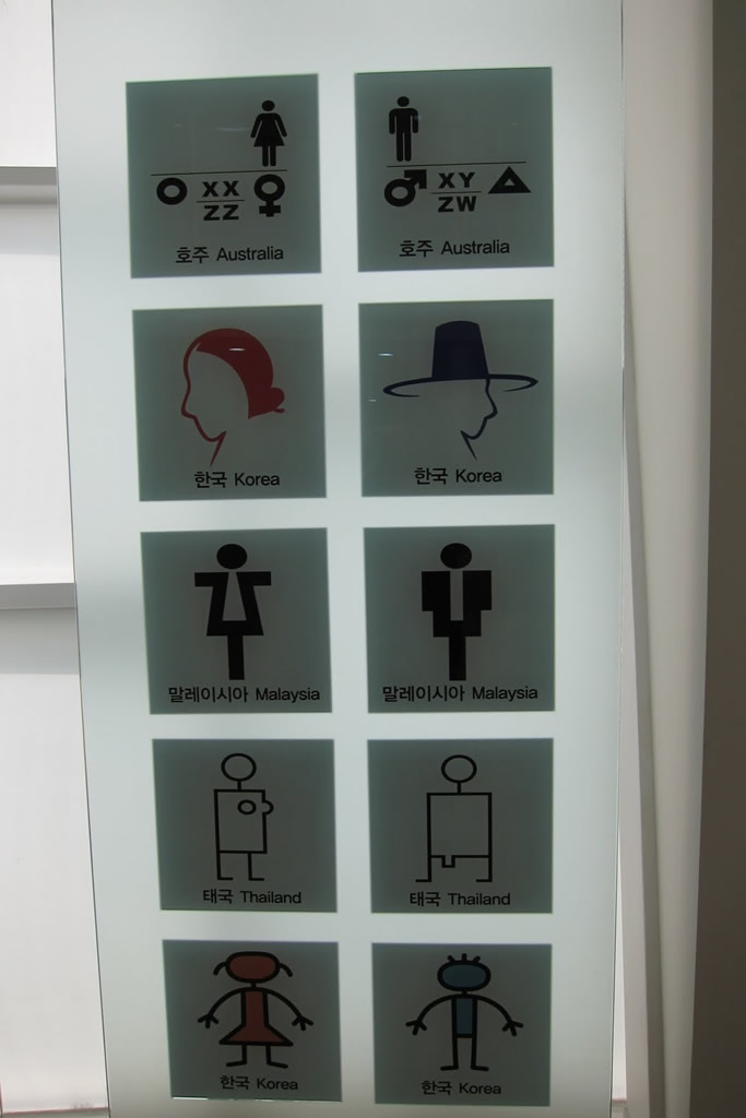 how to say where is the toilet in korean