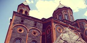Церковь Аменапркич, Гюмри, Армения