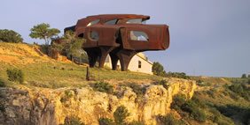 Robert Brunos Steel House, Texas, USA
