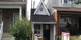 The Smallest House, Toronto, Canada