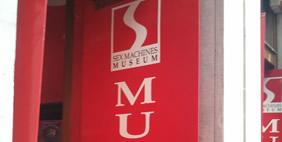 Sex Machines Museum, Prague, Czech Republic