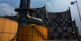 Շպիտելաուի Աղբի Այրման Գործարան, Ավստրիա