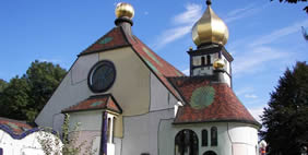 Saint Barbara Church, Barnbach, Austria