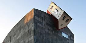 House Attack, Vienna, Austria