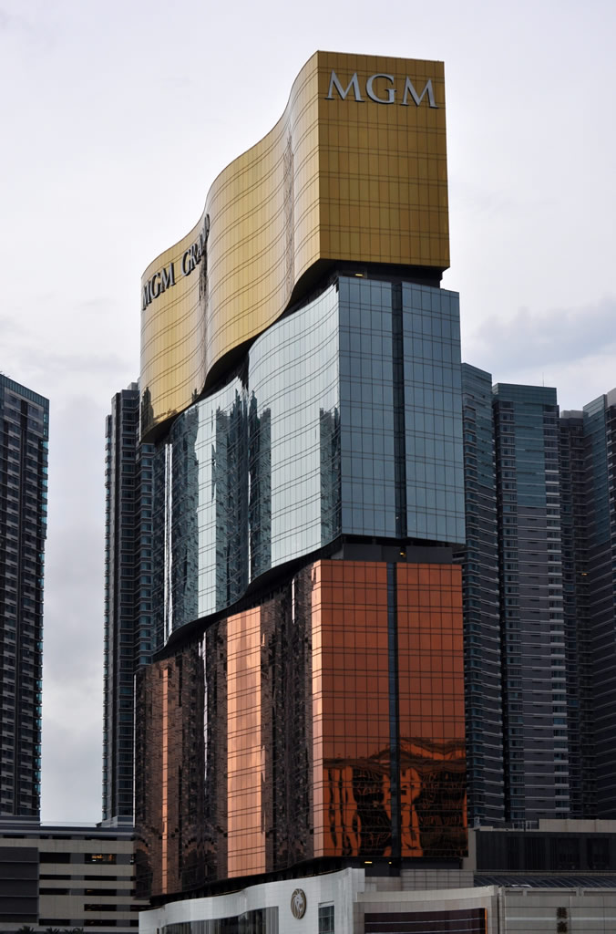 Mgm Grand Macau Macau Photo Gallery Funny Buildings