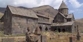 Vorotnavank, Syunik Region, Armenia