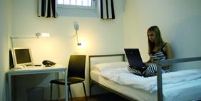 Hotel-Prison Alcatraz, Kaiserslautern, Germany