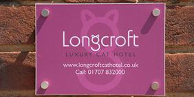 Longcroft Cat Hotel, Hertfordshire, UK