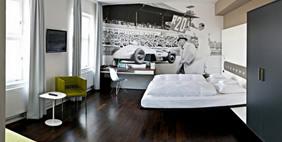 V8 Hotel, Stuttgart, Germany
