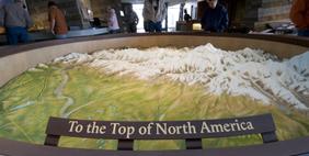 Էյլսենի Այցելուների Կենտրոն, Ալյասկա, ԱՄՆ