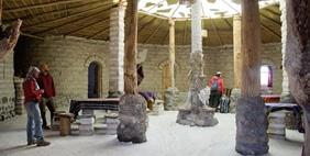 Palace of Salt, Salar de Uyuni, Bolivia