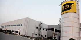 ESAB Middle East FZE, Dubai, UAE