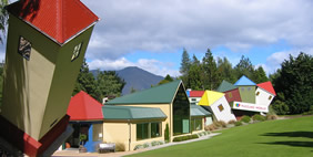 Puzzling World, Wanaka, New Zeland