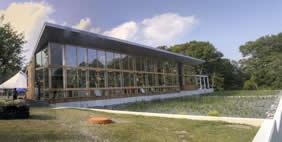 Омега Центр для Устойчивой Жизни, Нью-Йорк, США