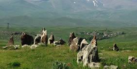 Zorats Karer (Karahunge), Sisian, Armenia
