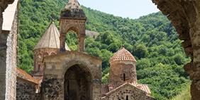 Dadivank Monastery, NKR (Armenia)