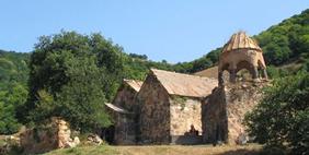 Srbanes Monastery, Ardvi, Armenia