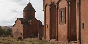 Marmashen Monastery, Vahramaberd, Armenia