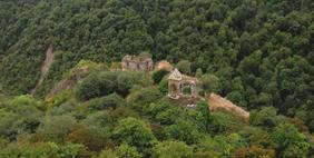 Yeghishe Arakyal Monastery, Mataghis, NKR (Armenia)