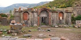 Авуц Тар, Гарни, Армения