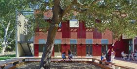 Michael J. Homer Science and Student Life Center, Atherton, CA, USA