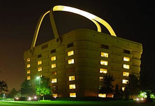 The Basket Building Newark Ohio Usa Photo Gallery
